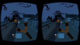 HALLOWEEN  VR: Capture d'écran