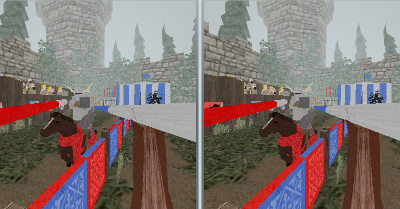 screenshot 3 Jousting Knights VR content image
