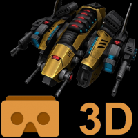 Icône dul producto de Store MVR: Cardboard 3D VR Space FPS game